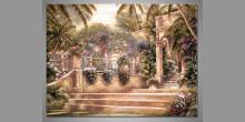 Letny Palác, ručne maľovaný obraz