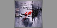Maľovaný obraz ručne Benefits, Moderné umenie