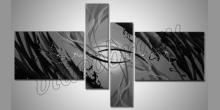 Živé riasy, obraz  je ručne maľovaný
