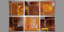 6. Dielny ručne maľovaný obraz, Umenie