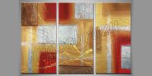 Rôzne vzory, obraz maľovaný ručne