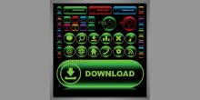 Download, obraz tlačený