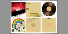 Obraz tlačený, CD