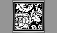 Tapeta kvetov, obraz digitálne tlačený